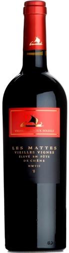 2017 Les Mattes, Vieilles Vignes, Fûts de Chene, Vignes Deux Soleils (Magnum)
