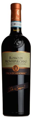 2018 Rosso Di Montepulciano Duca Saragnano, Barbanera