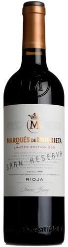 2011 Rioja Gran Reserva, Marques de Murrieta