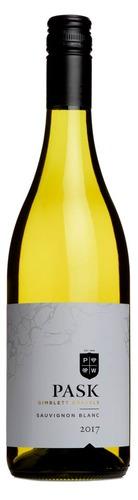 2017 Sauvignon Blanc Gimblett Gravels, C J Pask, Hawke's Bay (half)