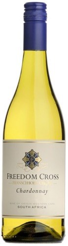 2019 Freedom Cross Chardonnay, Franschhoek Cellar, Western Cape