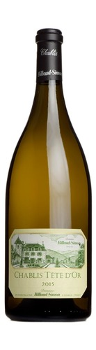 2015 Chablis 'Tete d'Or' Domaine Billaud-Simon (magnum)