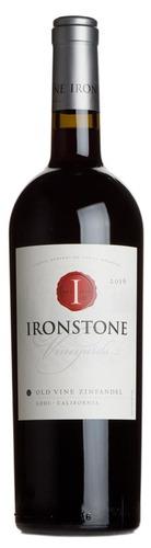2016 Zinfandel 'Old Vines' Ironstone, California