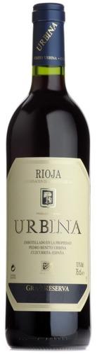 1995 Gran Reserva Especial, Bodegas Urbina, Rioja
