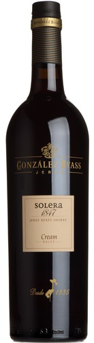 Solera 1847 Cream, Gonzalez Byass