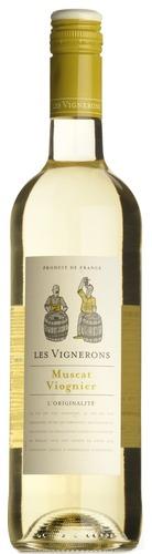 2019 Muscat/Viognier, Les Vignerons, Vin de France