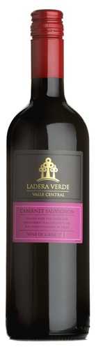 2019 Cabernet Sauvignon, Ladera Verde, Central Valley