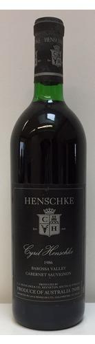 1986 Cyril Henschke Cabernet Sauvignon, Henschke, Eden Valley
