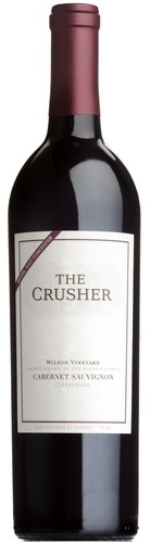 2016 Cabernet Sauvignon, The Crusher, Clarksburg