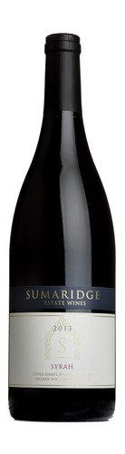 2013 Syrah, Sumaridge, Walker Bay