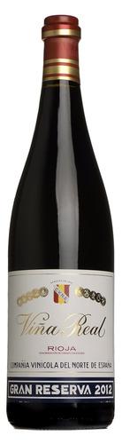 2012 Viña Real Gran Reserva, CVNE, Rioja (Magnum)