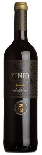Zinio Rioja Crianza Black Label 2016