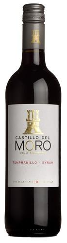 2017 Castillo del Moro Tinto, Vino de la Tierra de Castilla