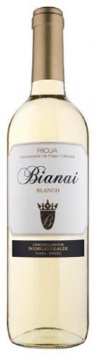 2018 Bianai Rioja Blanco, Bodegas Ugalde