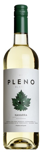 2018 Pleno Blanco, The Principe de Viana, Navarra