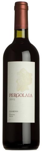 'Pergolaia', Toscana Rosso IGT, Caiarossa 2005
