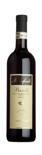 2014 Barolo, Manfredi, Piemont