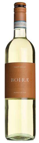Organic Pinot Grigio, Boirà, Veneto 2019