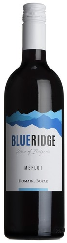 2018 Merlot, Blue Ridge, Bulgaria