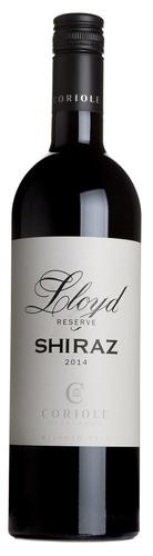 2014 Lloyd Shiraz, Coriole, McLaren Vale