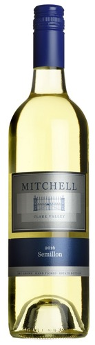 2016 Semillon, Mitchell, Clare Valley