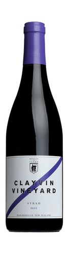 2013 Syrah 'Clayvin Vineyard', Wheeler&Fromm, Marlborough