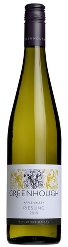 2020 Apple Valley Riesling, Greenhough, Nelson