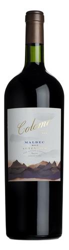 2015 Autentico Malbec, Colome, Mendoza (magnum)