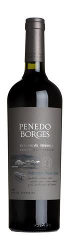 2017 Penedo Borges Cabernet 'Expression Terroir' Gran Reserva