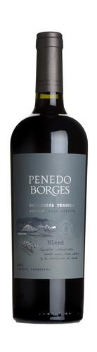 2017 Penedo Borges 'Expression Terroir' Gran Reserva Blend