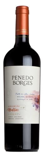 2017 Penedo Borges Expresión Reserve Malbec, Otaviano
