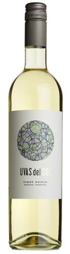 2019 Pinot Grigio, Uvas del Sol, Mendoza