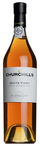 Churchill's Dry White Port NV