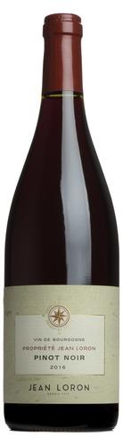2016 Bourgogne Pinot Noir, Maison Loron