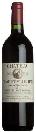 2000 Château Guadet St-Julien, Grand Cru St-Emilion