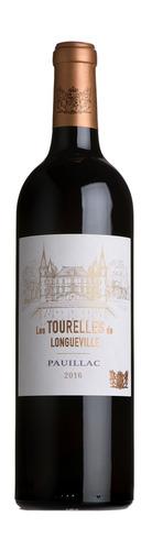 2016 Les Tourelles de Longueville, Pauillac (magnum)