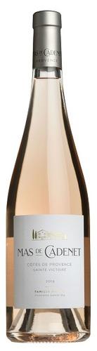 Côtes de Provence Rosé, Mas de Cadenet 2019