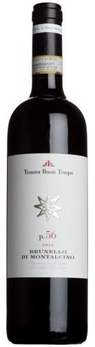"""2013 Brunello di Montalcino """"P.56"""", Tenuta Buon Tempo"""