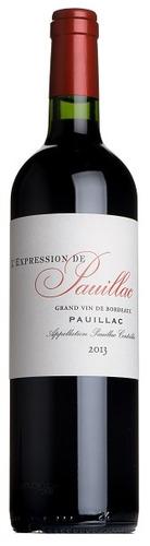 2013 L'Expression de Pauillac