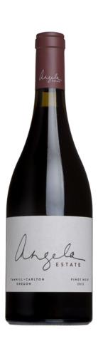 2013 Pinot Noir, Angela Estate, Yamhill-Carlton, Oregon