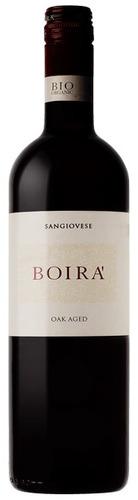Organic Boirà Sangiovesi, Veneto 2018