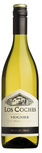 2018 Viognier, Los Coches, Central Valley