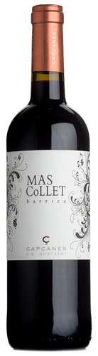 2018 Mas Collet, Celler de Capcanes, Monsant