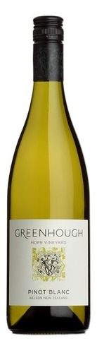 "2015 Pinot Blanc ""Hope Vineyard"", Greenhough, Nelson"