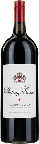 Chateau Musar Rouge, Bekaa Valley 2015 (magnum)