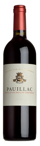 Just arrived: Declassified Pauillac 2017