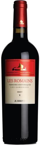 2016 Les Romains Merlot, Deux Soleils, Vin de Pays (Magnum)