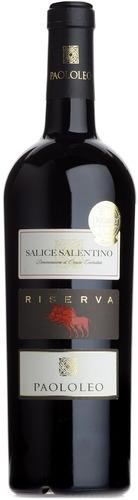 2012 Salice Salentino Riserva, Feudo Paolo Leo, Puglia