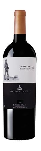 2006 John Speke GSM, Colonial Estate, Mclaren Vale