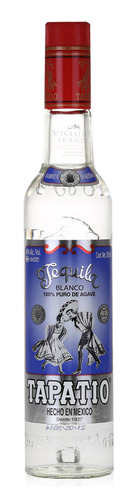 Tequila Tapatio Blanco (50cl)